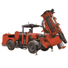Depth 25m Rock Drilling Mining Jumbo